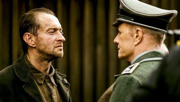 Záběr z filmu Sobibor - Sputnik Česká republika