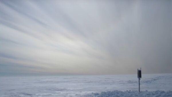 """Objevilo se video """"zpěvu"""" ledovců v Antarktidě - Sputnik Česká republika"""