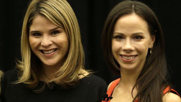 Sestry Jenna a Barbora Bush - Sputnik Česká republika