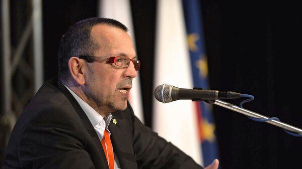 Jaroslav Foldyna - Sputnik Česká republika