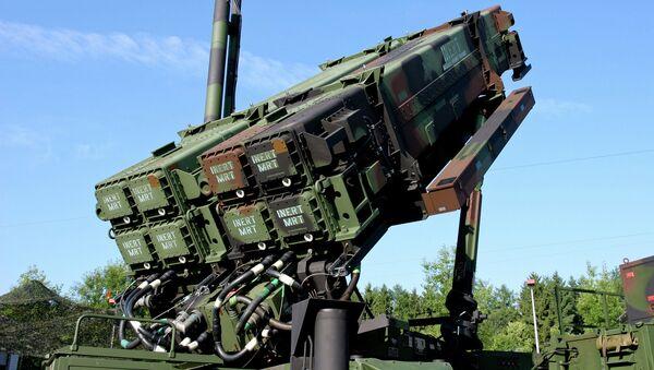Raketový systém Patriot - Sputnik Česká republika