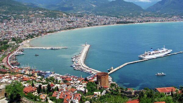 Antalya - Sputnik Česká republika