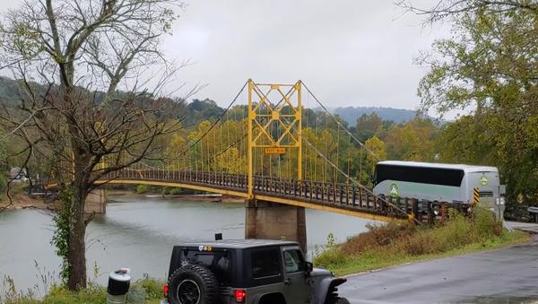 most Beaver v Arkansas - Sputnik Česká republika