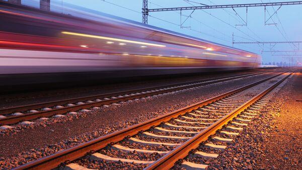 Vlak na Slovensku - Sputnik Česká republika
