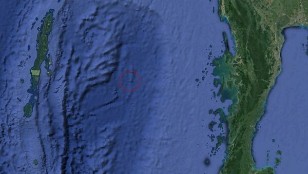 Údajné trosky MH370 na mapách Googlu - Sputnik Česká republika