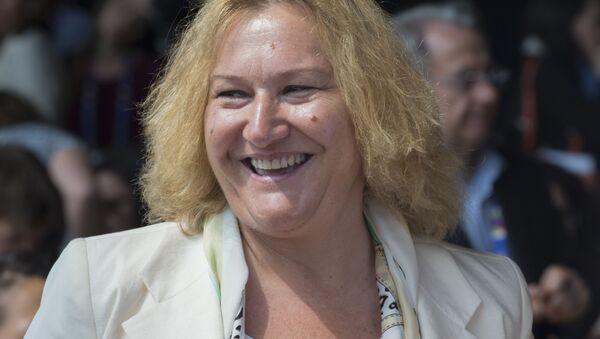 Bývalá majitelka společnosti Inteko a manželka bývalého moskevského starosty Jurije Lužkova Elena Baturinová - Sputnik Česká republika