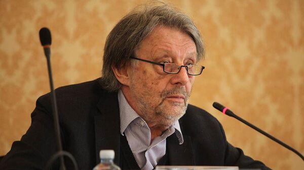 Český politolog Zdeněk Zbořil - Sputnik Česká republika