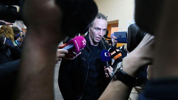 Ivan Bartoš - Sputnik Česká republika