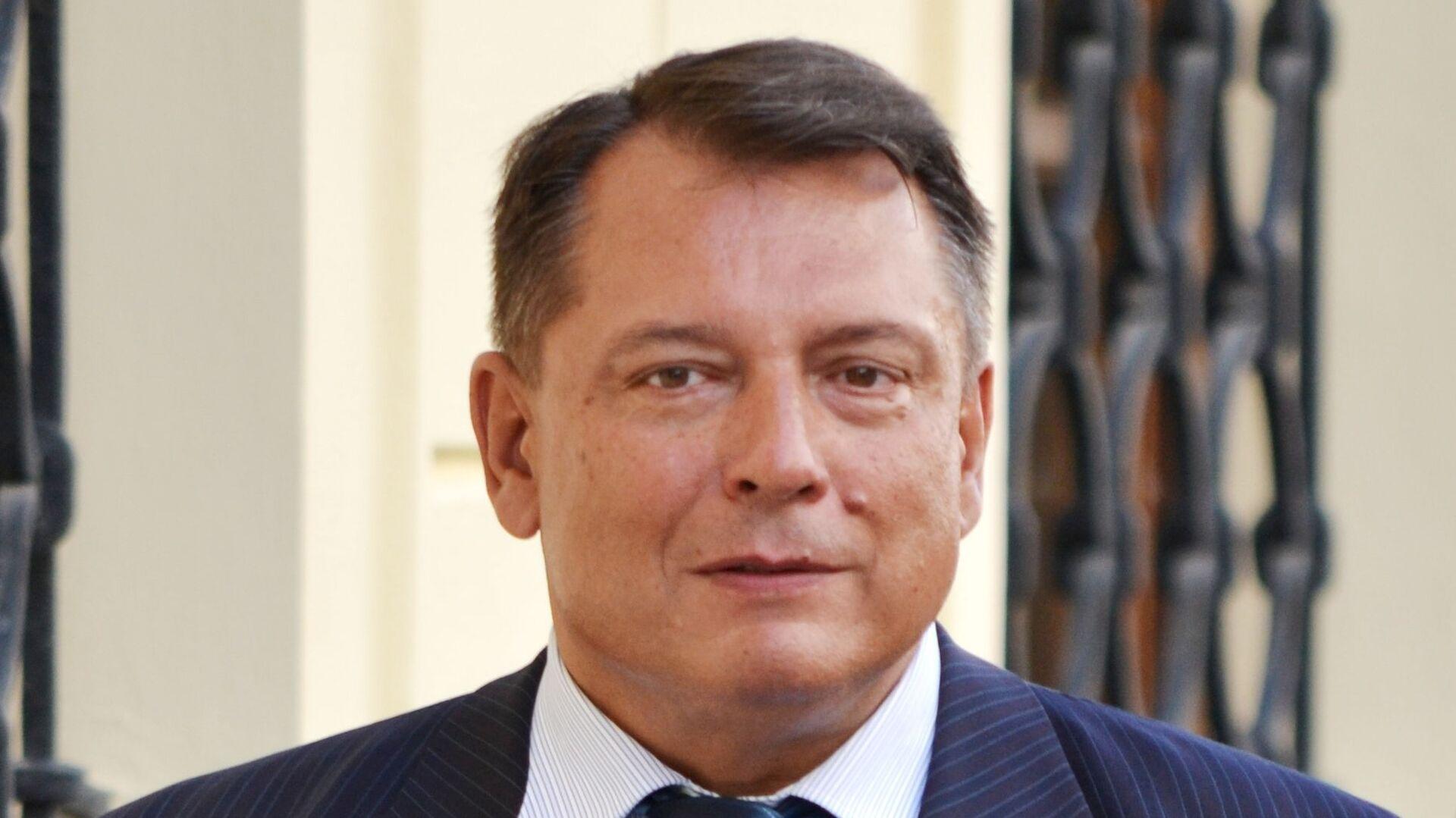 Bývalý premiér Jiří Paroubek - Sputnik Česká republika, 1920, 27.08.2021