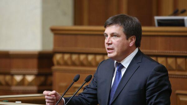 Ukrajinský vicepremiér Hennadyj Zubko - Sputnik Česká republika