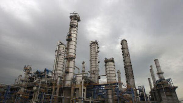 Petrochemický komplex v Íránu - Sputnik Česká republika