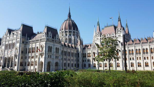 Parlament Maďarska - Sputnik Česká republika
