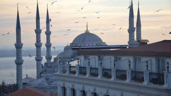 Istanbul, Turecko - Sputnik Česká republika