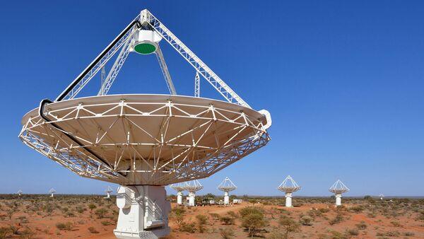 Australský rádiový interferometr SKA Pathfinder (ASKAP, nástroj pro astronomické pozorování) - Sputnik Česká republika