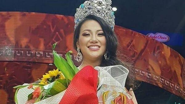 Vietnamská studentka Phuong Khanh Nguyen získala titul Miss Earth 2018 - Sputnik Česká republika
