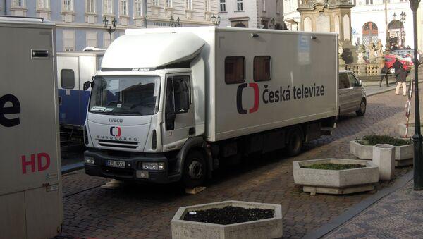 Česka Televize. - Sputnik Česká republika