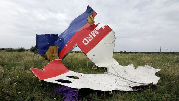 MH17 - Sputnik Česká republika