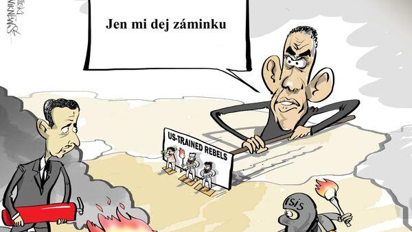 Válka všech proti všem - Sputnik Česká republika