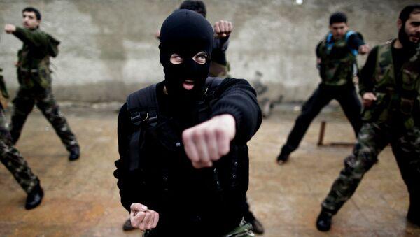 Syrští rebelové - Sputnik Česká republika