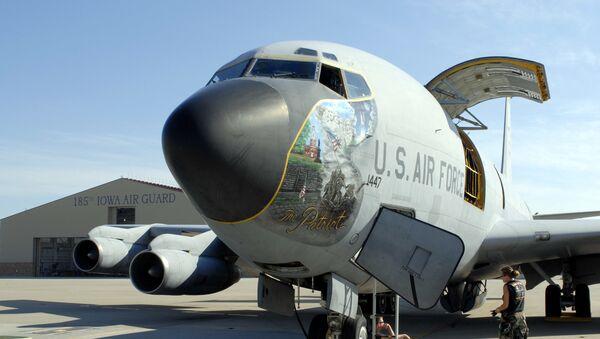 Americký boeing KS-135 Stratotanker - Sputnik Česká republika