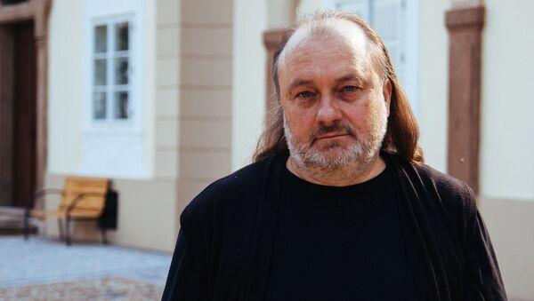 Bývaý politik a publicista Ladislava Jakla  - Sputnik Česká republika