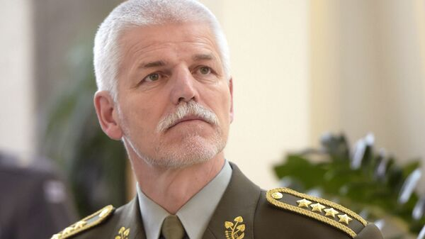 Generál Petr Pavel - Sputnik Česká republika