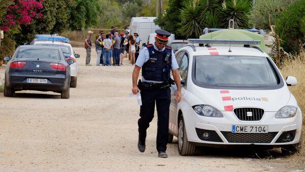 Policie ve Španělsku - Sputnik Česká republika