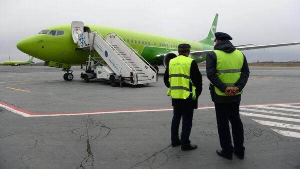 Letadlo Boeing 737 MAX 8 - Sputnik Česká republika