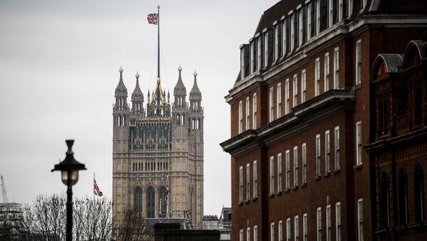 Velká Británie - Sputnik Česká republika