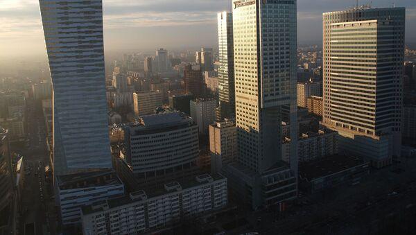 Smog ve Varšavě - Sputnik Česká republika
