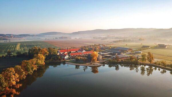 Farma Čapí hnízdo - Sputnik Česká republika