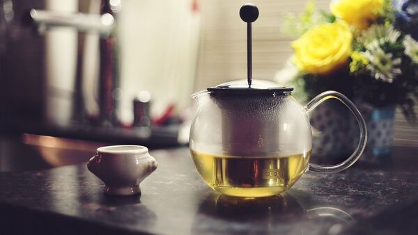 Zelený čaj - Sputnik Česká republika