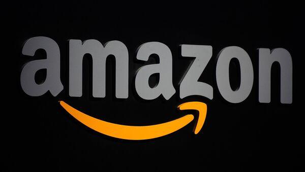 Amazon logo - Sputnik Česká republika