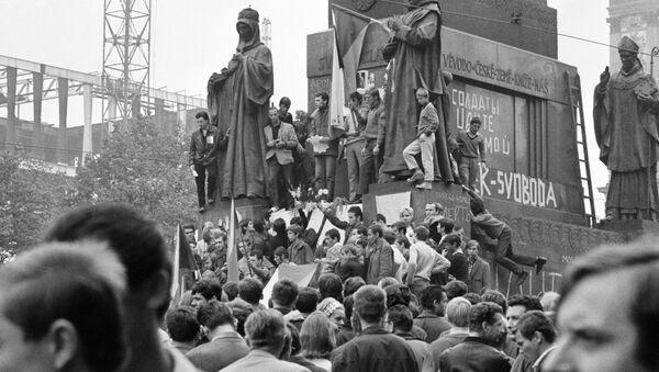 Praha, 1968 - Sputnik Česká republika