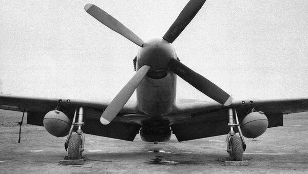 Americký stíhací letoun Mustang P-51b - Sputnik Česká republika
