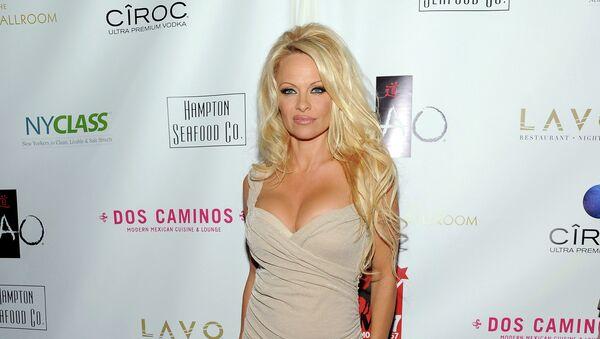 Pamela Andersonová - Sputnik Česká republika