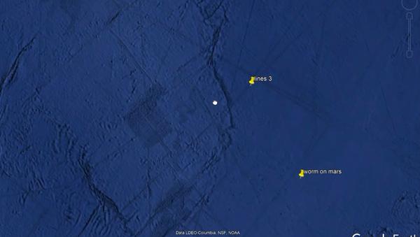 Tajemné tunely z Antarktidy do Austrálie - Sputnik Česká republika