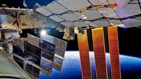 Úsvit na ISS - Sputnik Česká republika