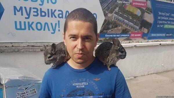 Сын чешского премьер-министра Андрея Бабиша во время поездки в Крым - Sputnik Česká republika