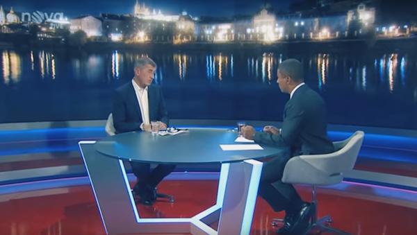 Anatomie lži. Co zamlčeli Babiš a Koranteng - Sputnik Česká republika