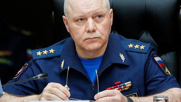 Náčelník Hlavní správy rozvědky Generálního štábu Ozbrojených sil Ruské federace (GRU) Igor Korobov - Sputnik Česká republika