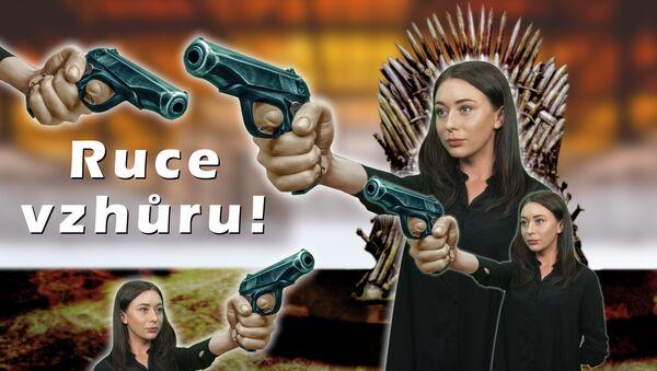 Česky s ruským akcentem: Česko se vyzbrojuje - Sputnik Česká republika