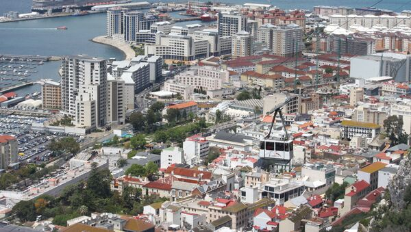 Pohled na Gibraltar - Sputnik Česká republika