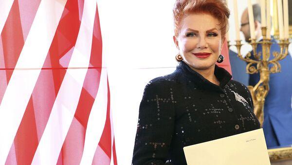 Velvyslankyně USA v Polsku Georgette Mosbacher - Sputnik Česká republika