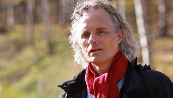 Německý novinář a spisovatel Ulrich Heyden - Sputnik Česká republika