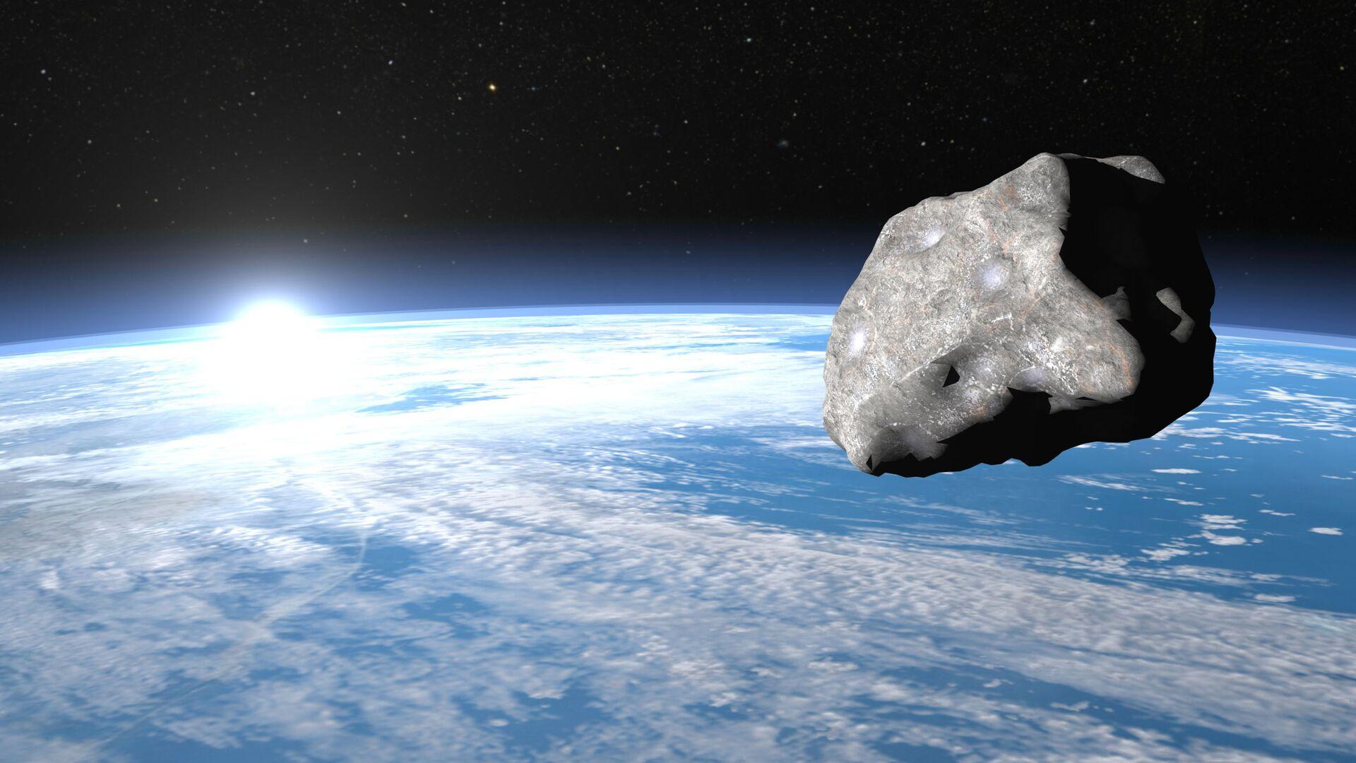 Asteroid v blízkosti Země - Sputnik Česká republika, 1920, 11.09.2021