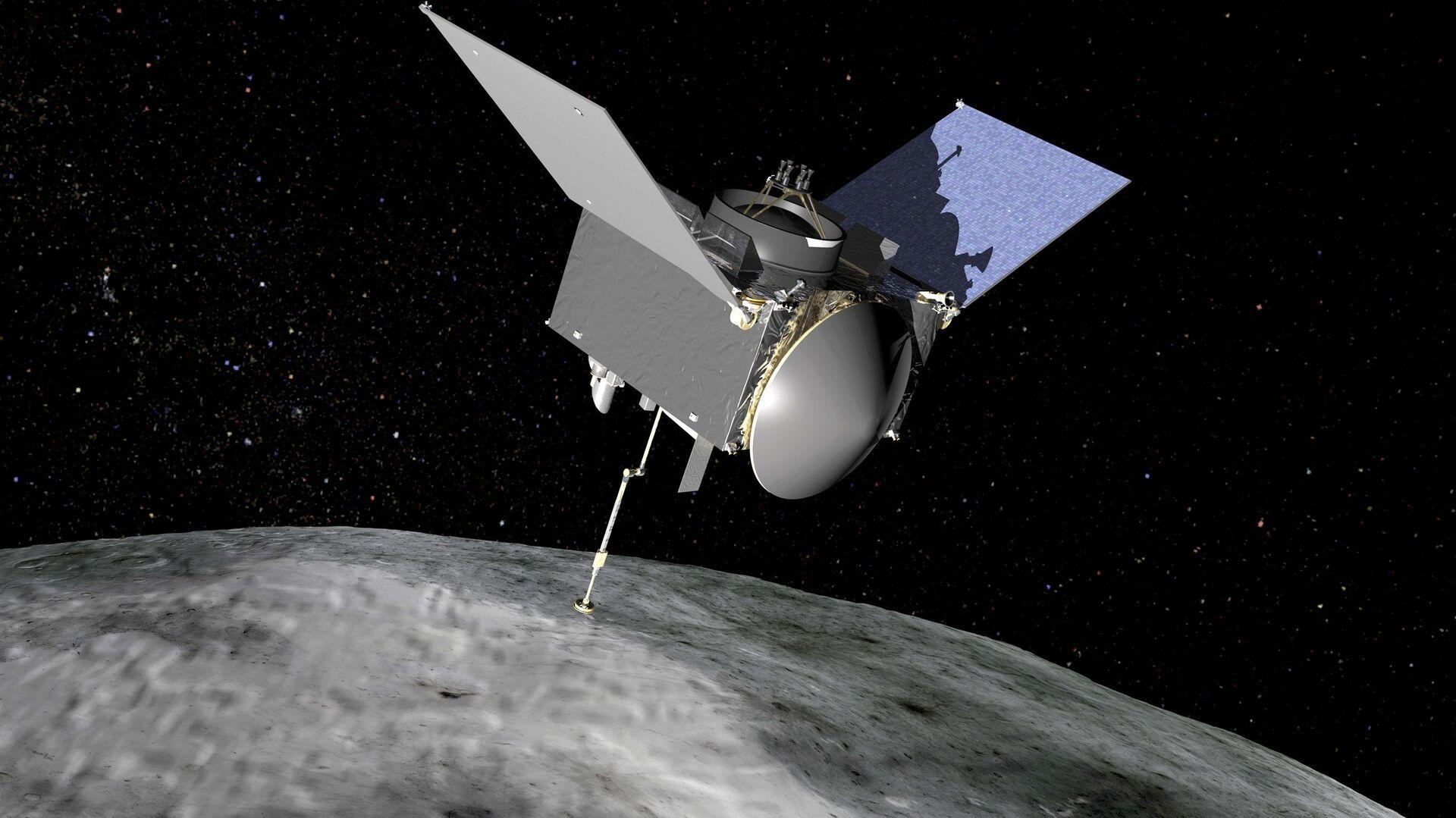 Sonda OSIRIS-REx - Sputnik Česká republika, 1920, 19.04.2021