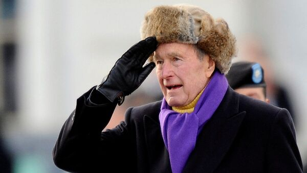George Bush starší - Sputnik Česká republika