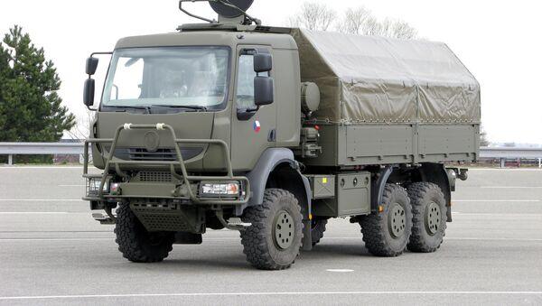 Tatra T-810 - Sputnik Česká republika