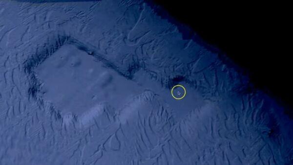 Na Google Earth bylo nalezeno staré potopené město - Sputnik Česká republika